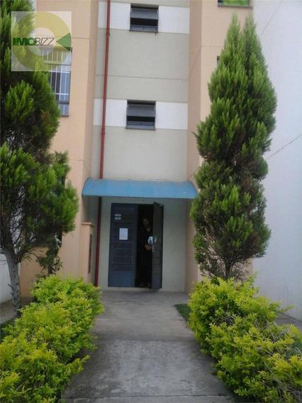 Apartamento Residencial À Venda, Condomínio Alvorada I, Valinhos. - Ap0491