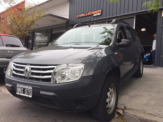 Renault Duster 1.6 4x2 Confort Plus Abs 110cv Alu 2014