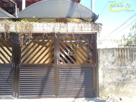 Casa Residencial Para Venda E Locação, Vila Voturua, São Vicente. - Ca0589