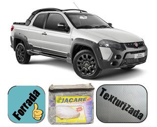 Capa Cobrir Carro Bezi Jacaré 100% Impermeável Automotiva G