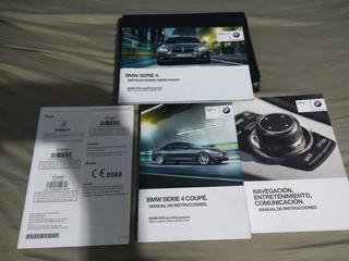 Bmw Serie 4 Coupe Set Manual Del Propietario