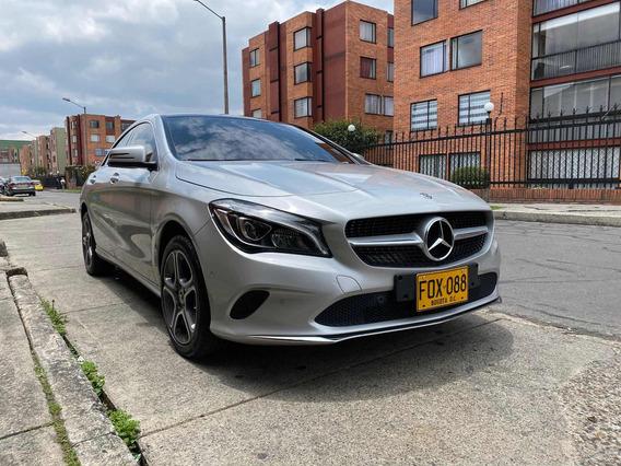 Mercedes-benz Clase Cla 180 Urban 2019