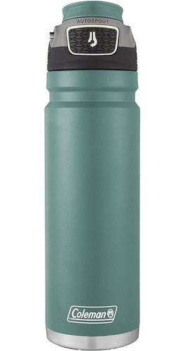 Botella De Agua Coleman De Acero Inoxidable Con Aislamiento