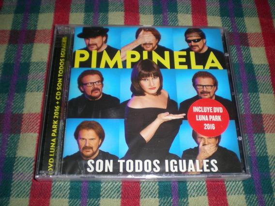 Pimpinela / Son Todos Iguales Cd + Dvd Nuevo Cerrado C20