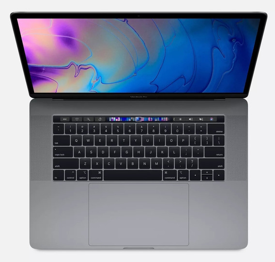 Apple Macbook Pro Mr932 I7/2.2ghz/16g/256ssd 15 2018 Env Hj