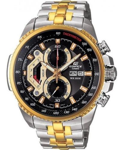 Reloj Casio Edifice Ef 558d Linea Red-bull  100% Original