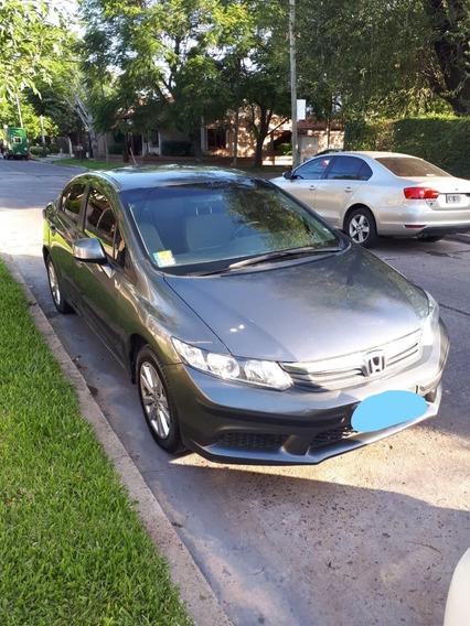 Honda Civic 2014 Manual Lxs Impecable Oportunidad
