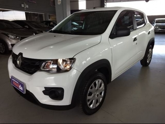Kwid 1.0 12v Sce Flex Life Manual 44763km