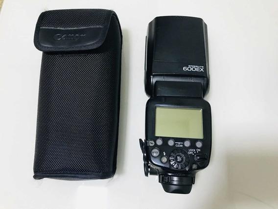 Flash Canon 600 Ex