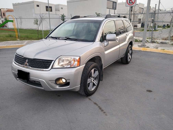 Mitsubishi Endeavor 2009 Limited Aa Piel Cd Ee At