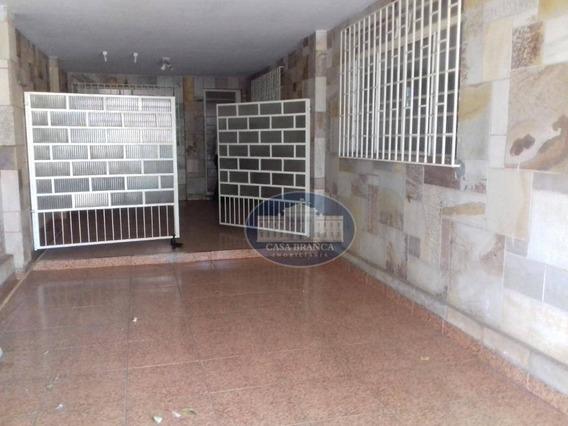 Casa Comercial Para Locação, Paraíso, Araçatuba. - Ca0848