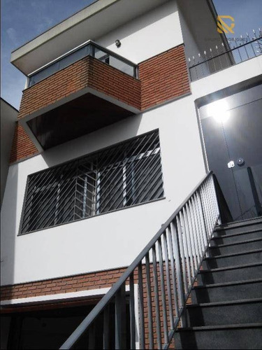 Imagem 1 de 30 de Sobrado Com 3 Dormitórios À Venda, 237 M² Por R$ 850.000 - Vila Formosa (zona Leste) - São Paulo - So0064
