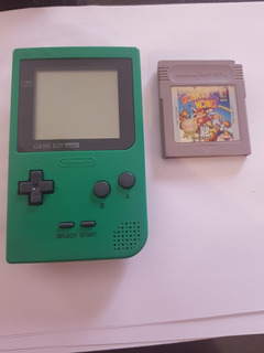 Gameboy Pocket + Donkey Kong