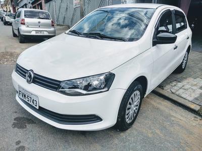 Volkswagen Gol 2016 1.0 12v Total Flex 5p