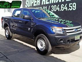 Ford Ranger 2.5 Pickup Xl Doble L4 Man Modelo 2014