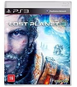 Lost Planet 3 Codigo Psn (digital Code) Ps3