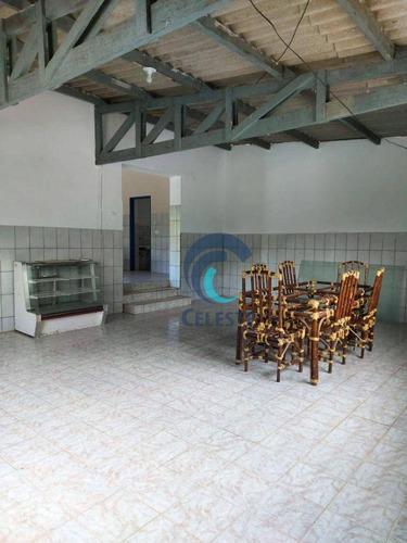 Imagem 1 de 9 de Salão Para Alugar - Buquirinha - Sl0323