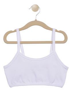 Corpiño Baby Creysi Collection Blanco T00998