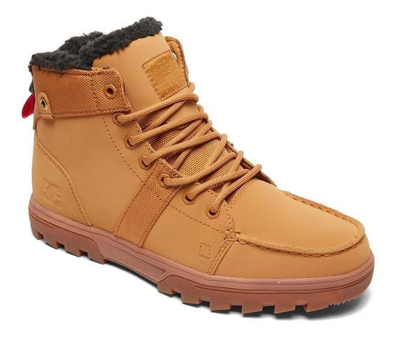Zapatillas Dc Woodland Hombre - Big Buey -