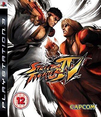 Jogo Street Fighter Iv Playstation 3 Ps3 Pronta Entrega Luta