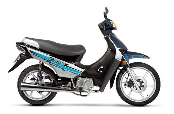 Motomel Blitz110 Full V8 0km 2020 Financiación Tarjeta O Dni