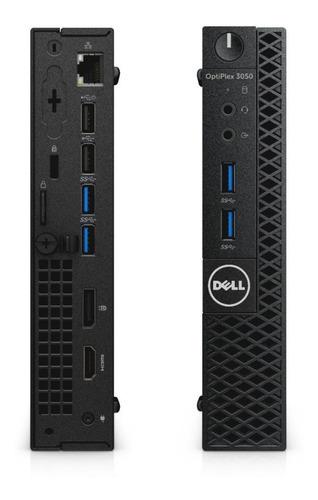 Imagem 1 de 2 de Mini Pc Dell Optiplex 3050m I7 7 Ger 16gb Ssd 240gb Win10pro