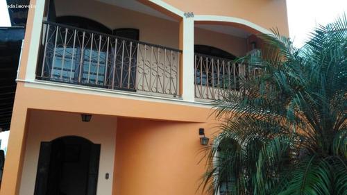 Imagem 1 de 15 de Casa Para Venda Em Mogi Das Cruzes, Vila Suíssa, 3 Dormitórios, 1 Suíte, 5 Banheiros, 5 Vagas - 3019_2-1161124