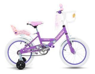 Bicicleta Top Mega R16 Cross Niña