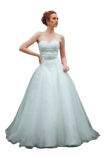 Vestido De Novia Modelo Muriel Mátug