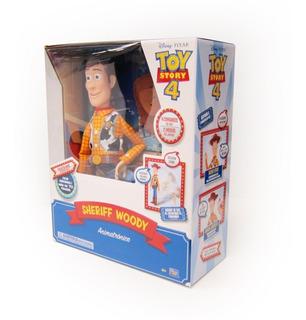 Toy Story 4 - Comisario Woody ¡se Desmaya! - Imexporta
