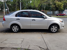 Chevrolet Aveo 20141.6 Ls At 1dueño Factura Orig Acepto Auto