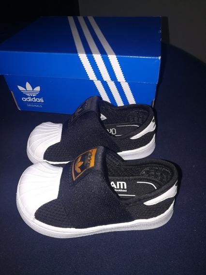 Zapatos adidas Originales Bebé Varón Talla 20 Usados 18v