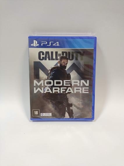 Call Of Duty Modern Warfare Ps4 Midia Fisica Lacrado