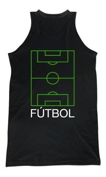 Fútbol Frases Cancha Musculosa H
