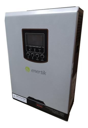 Inversor Senoidal 2000w 24v, Cargador, Regulador Mppt 40amp.
