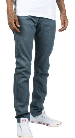 Exclusivo Levis 511 Skinny Jeans Rigido 32x32
