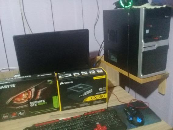Pc Gamer I 3 7 Geracao , Gtx 1050 4 Gb .