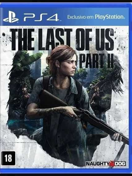 The Last Of Us Part 2 Pr Br Envio Na Hora