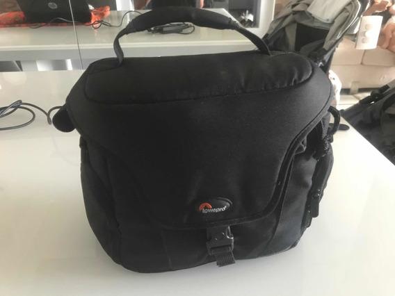 Nikon D5000 Kit Lente 18-55 + 55-200 E Case
