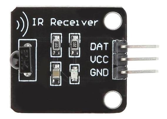 Digital 38khz Sensores Receptor Ir Interruptor Detector Módu