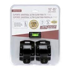 Suporte Universal Ultra Slim Para Tv/fix Kit C/ 3