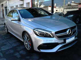 Mercedes Benz A45 Amg - A/t - 4matic - L/nueva - 381 Hp 2017