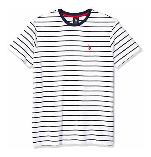 Nosotros. Polo Assn. Camiseta De Cuello Redondo Para Hombre