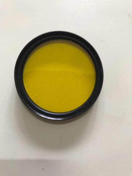 Filtro Amarelo Tiffen Yellow 8 52mm