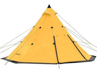 Carpa 5 - 8 P Camping Naturehike Pyramid 4 Estacion Familiar