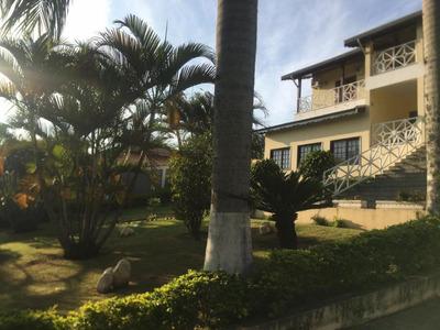 Excelente Chácara Alto Padrão - Chácaras Novo Horizonte, Campo Limpo Paulista, Sp - Ch0066