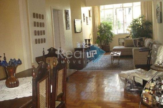 Excelente Apartamento 3 Quartos Com Vaga Na Escritura, Muito Bem Localizado Em Laranjeiras 134 M². - 571