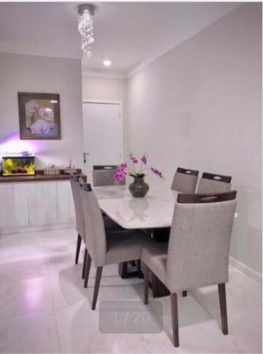 Imagem 1 de 17 de Casa Com 3 Dormitórios À Venda, 113 M² Por R$ 720.800 - Jardim Primavera - Vinhedo/sp - Ca7325