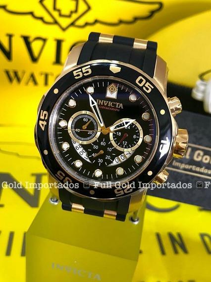 Relógio Invicta 6981 Pro Diver - Aqui É Original De Verdade