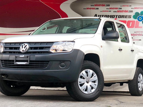 Volkswagen Amarok 2.0 Entry 4x4 Diésel